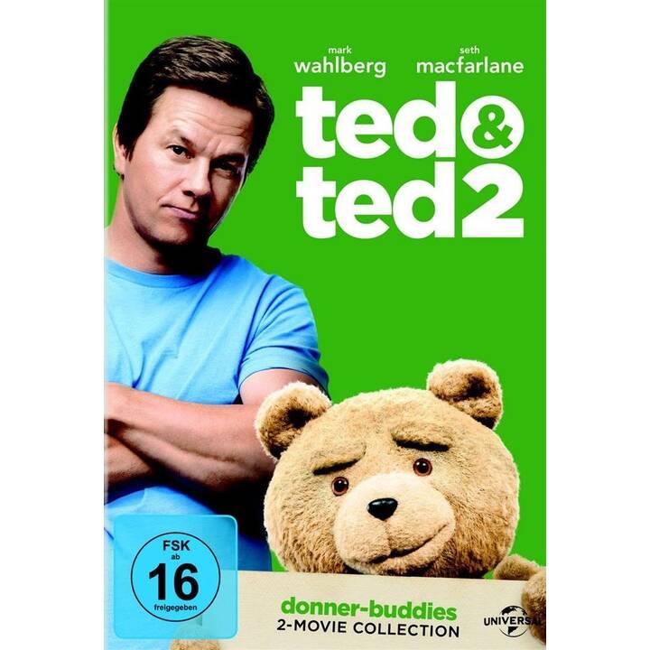 Ted & Ted 2 (DE, EN, TR)