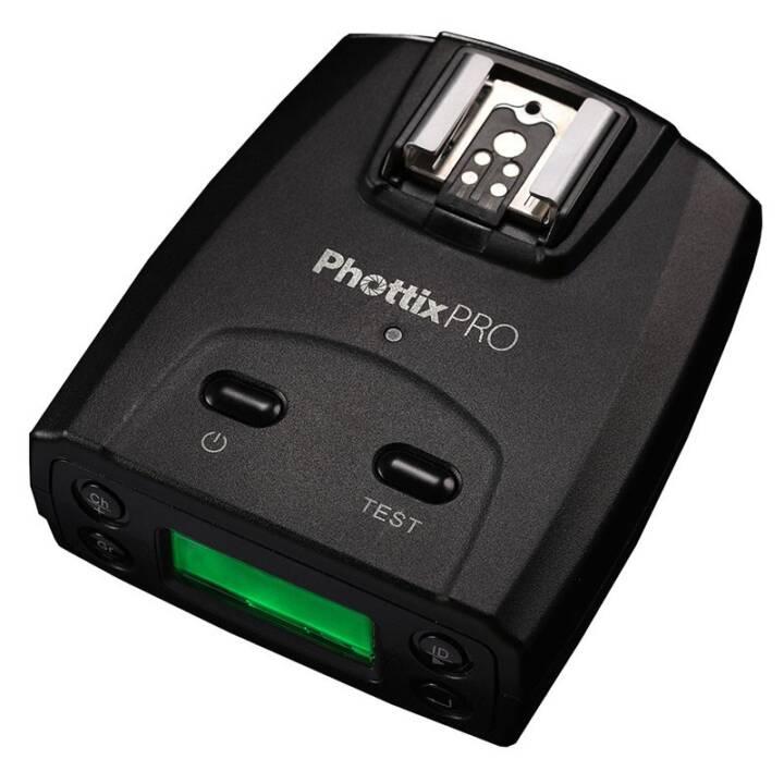 PHOTTIX Déclencheur à distance Odin II Récepteur TTL Canon Radio