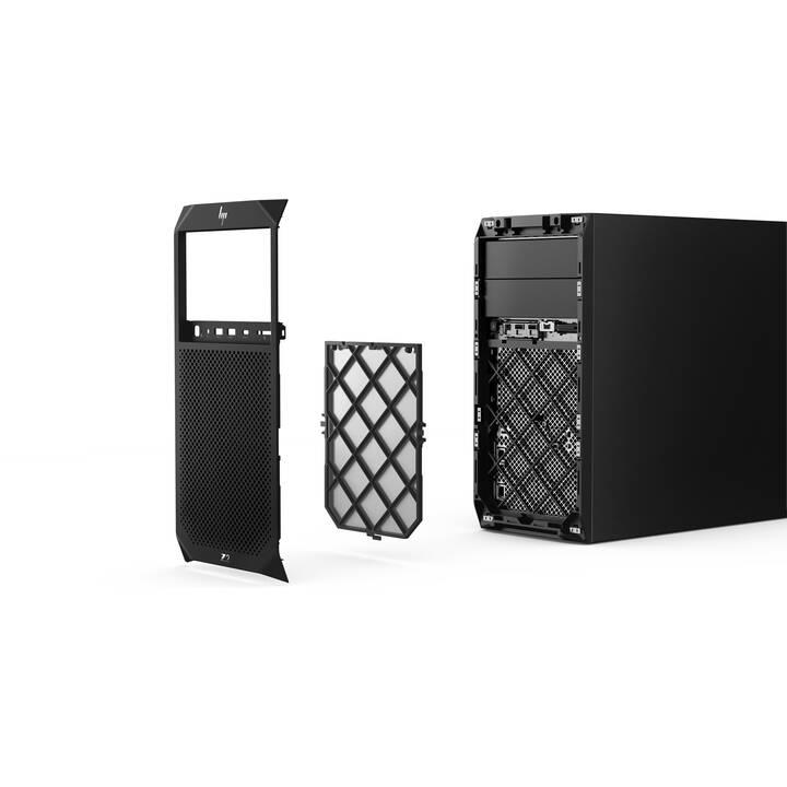 HP Z2 G4 (Intel Core i7, 16 GB, 256 GB SSD, 1000 Go HDD)