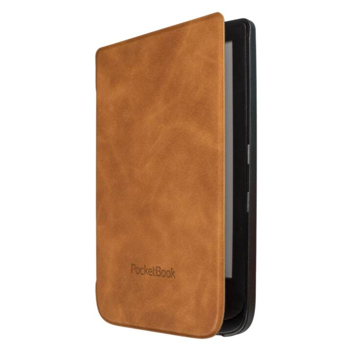 "POCKETBOOK E-Book Reader Schutzhülle Universal, 6"", Light Brown"