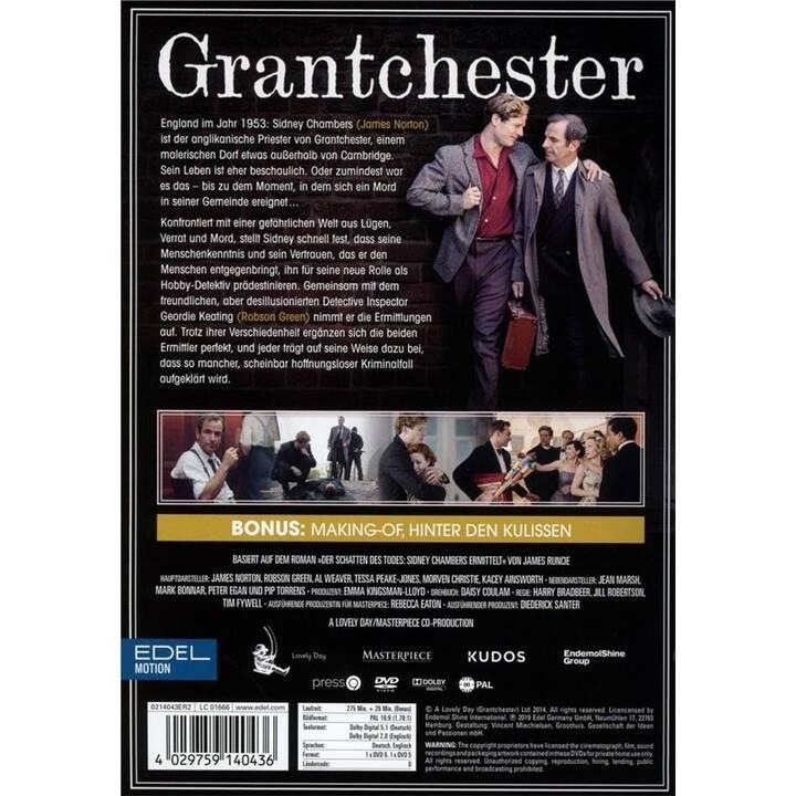 Grantchester Stagione 1 (DE, EN)