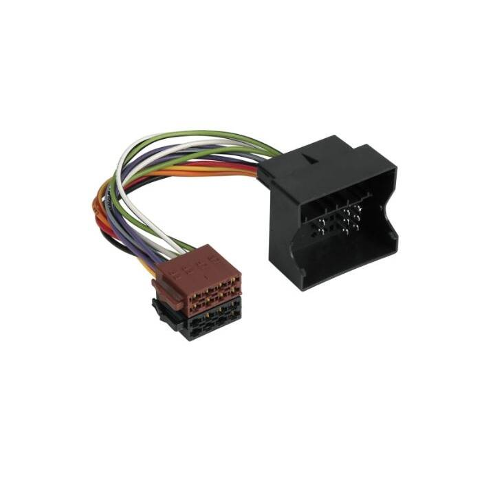 Adaptateur voiture HAMA Ford-Most-Bus selon ISO