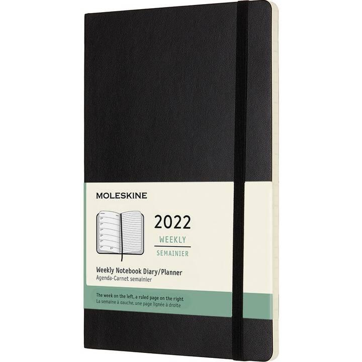 MOLESKINE Agenda e pianificatore tascabile (A5, 2022)