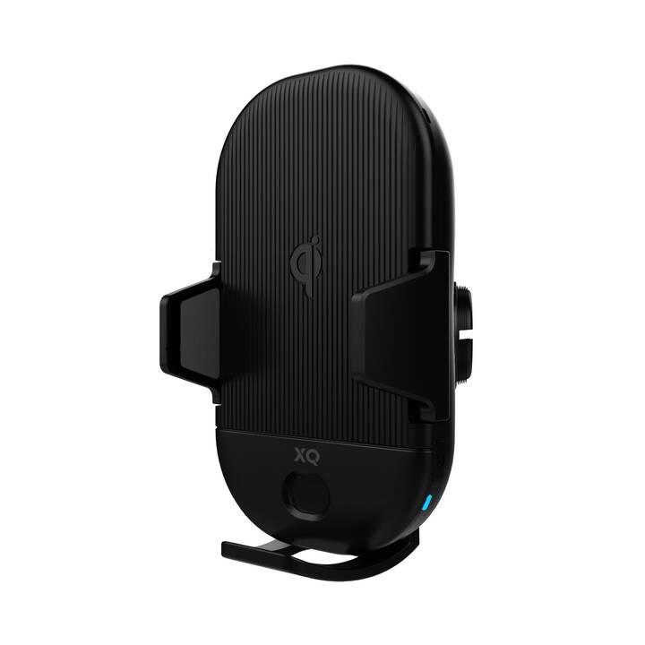XQISIT Chargeur auto Air-Vent (Chargement sans fil, USB de type C, 1 m)