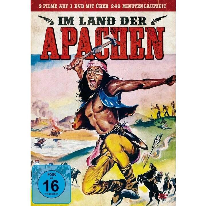 Im Land der Apachen - Die Nacht der Abrechnung / Aufstand in Arizona / Das Maschinengewehr (DE)