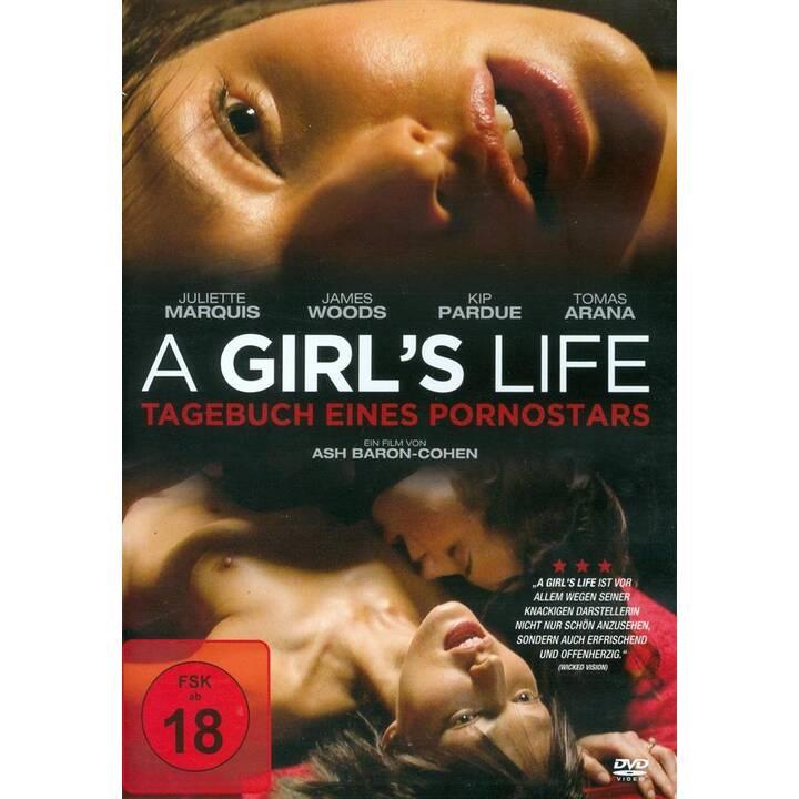 A Girl's Life - Tagebuch eines Pornostars (DE, EN)