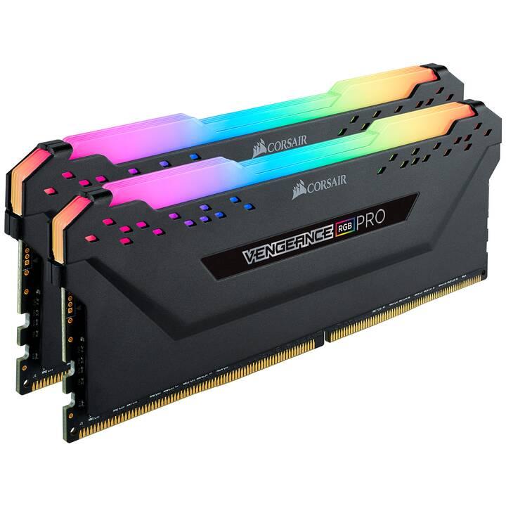CORSAIR Vengeance RGB PRO (2 x 32 Go, DDR4-SDRAM, DIMM 288-Pin)