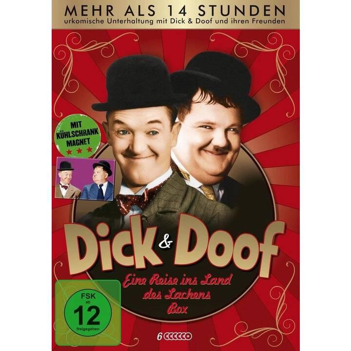 Dick & Doof - Eine Reise ins Land des Lachens Box (DE, EN)