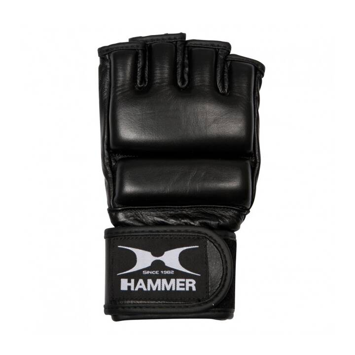 HAMMER Gants de boxe Premium MMA (S, M)