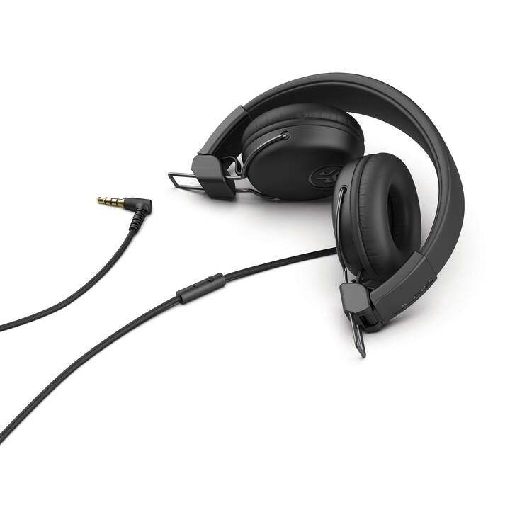 JLAB AUDIO Studio OnEar (On-Ear, Noir)
