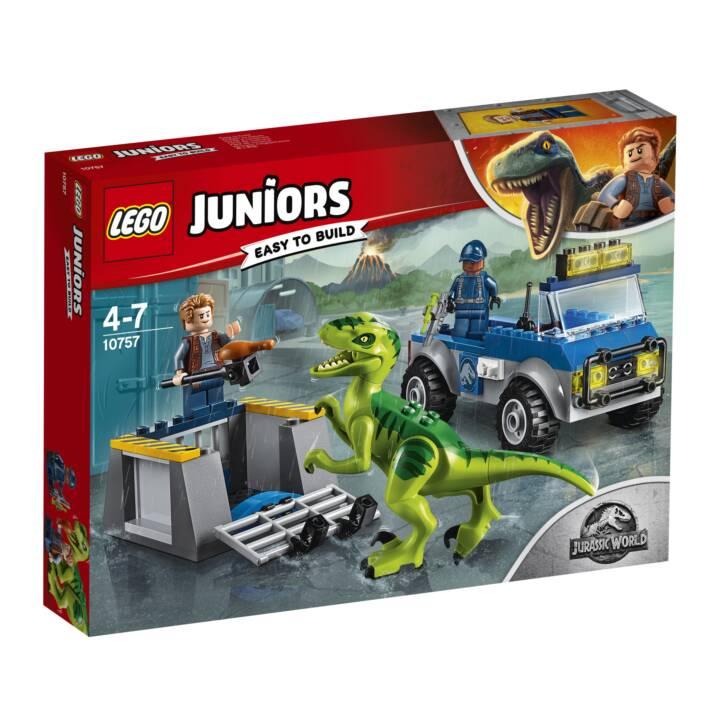 LEGO Juniors Raptoren Rettungstransporter (10757)