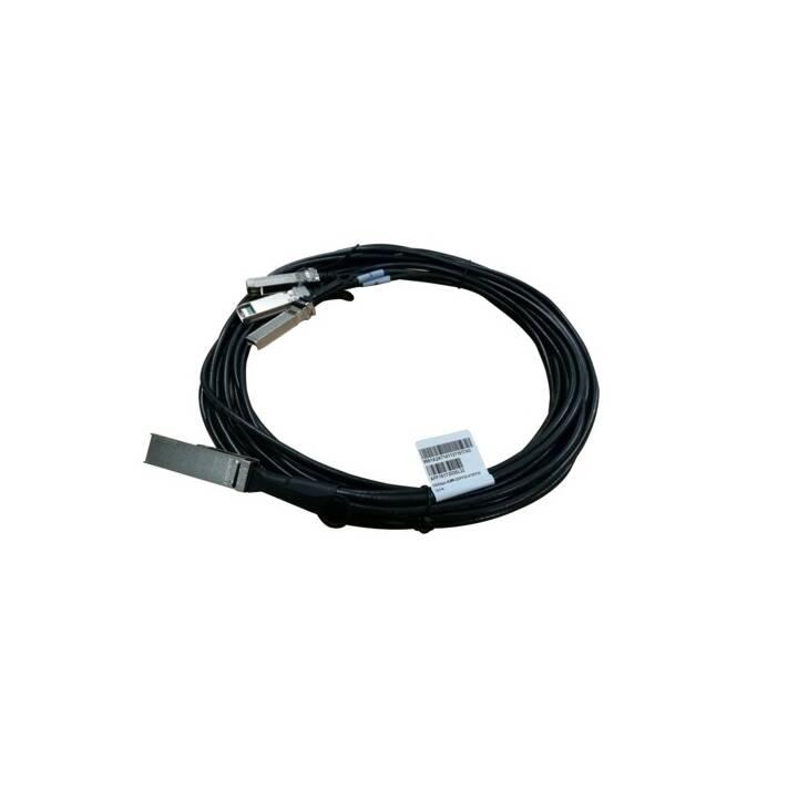 HP JL284A Netzwerkkabel (QSFP28, 5 m)
