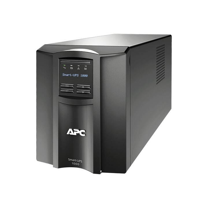 APC Smart Gruppo statico di continuità UPS (1000 VA, 700 W, Line-Interactive)