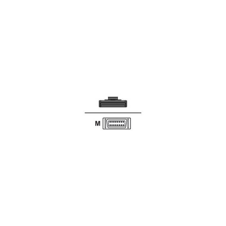 QUANTUM Netzwerkkabel (SFF-8470, SFF-8088, 26-polig, 3 m)