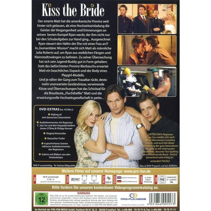 Kiss The Bride (EN)