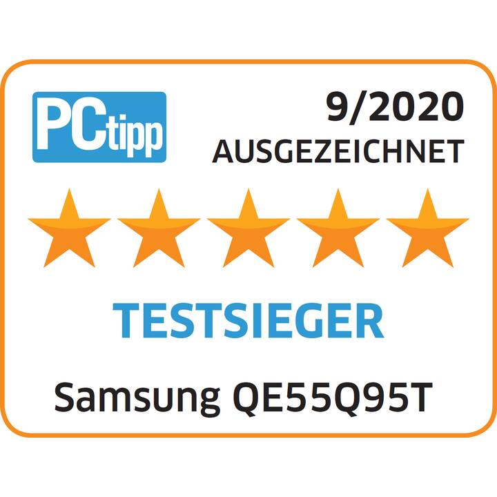 """SAMSUNG QE55Q95T Smart TV (55"""", QLED, Ultra HD - 4K)"""