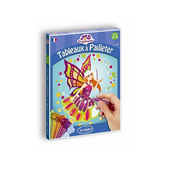 SENTOSPHERE Bricolage e formare Art & Créations (9.0 Stk, Multicolore)