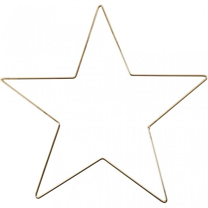 CREATIV COMPANY Metallo (Oro, Metallo)