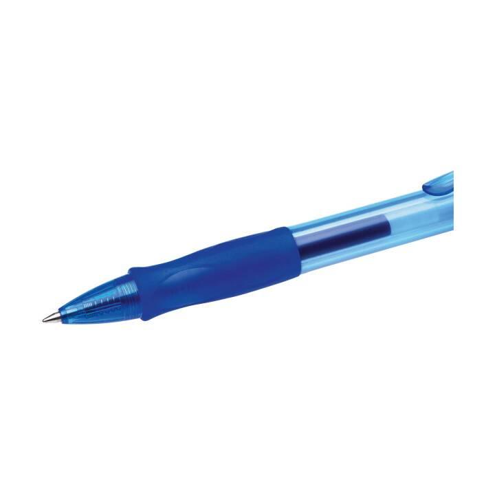 BIC Kugelschreiber GELOCITY blau