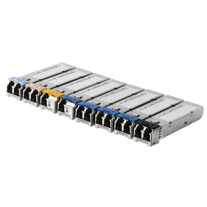 EDIMAX Pro MG-1000AS1 V2 - Modulo ricetrasmettitore SFP (Mini-GBIC) - GigE, Fibre Channel