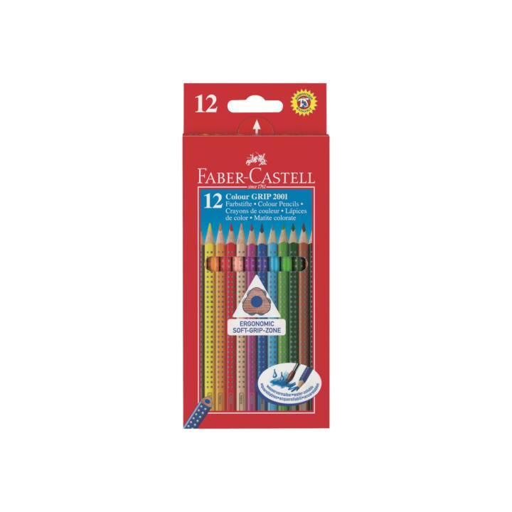 Crayons de couleur FABER-CASTELL COLOUR GRIP