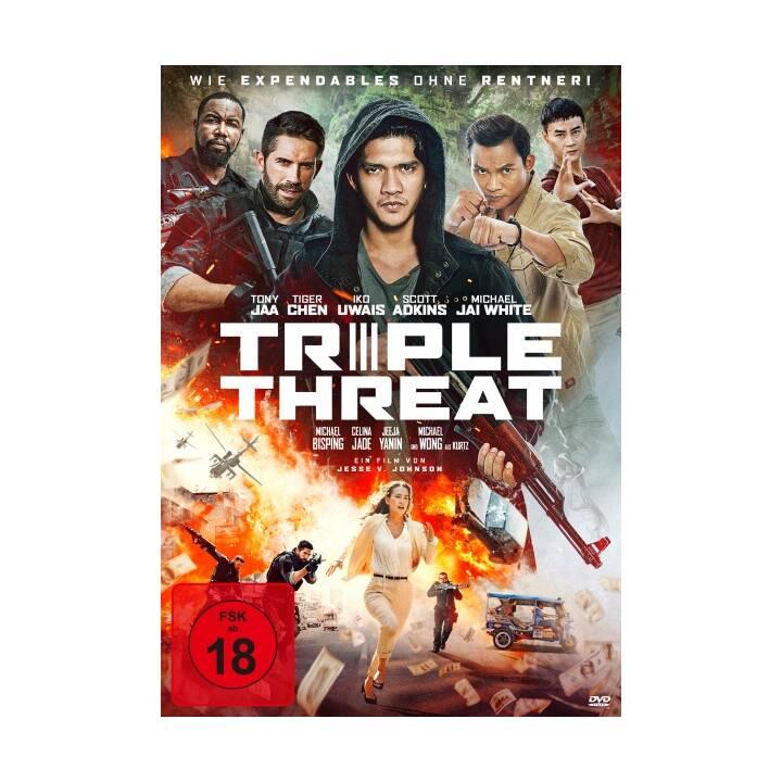Triple Threat (TH, DE, EN, ZH)