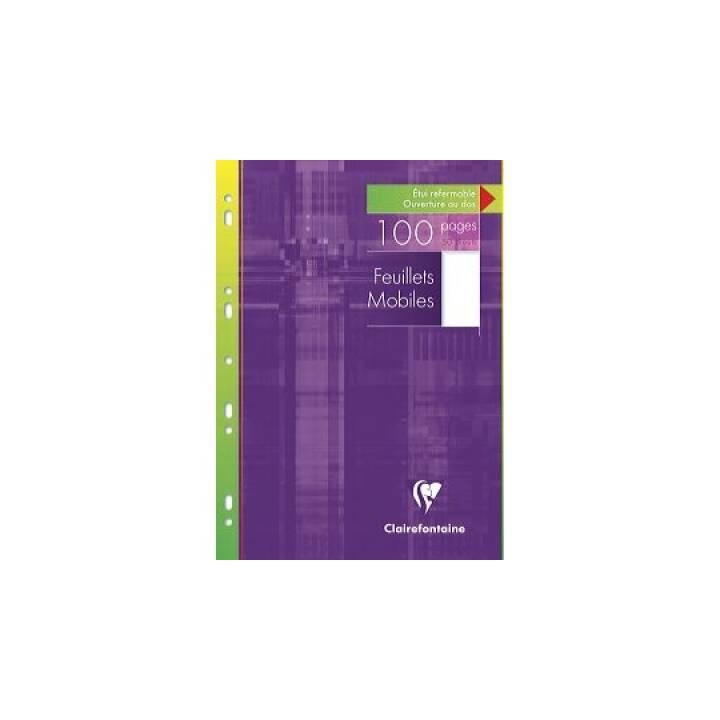 CLAIREFON Ringbucheinlagen A4