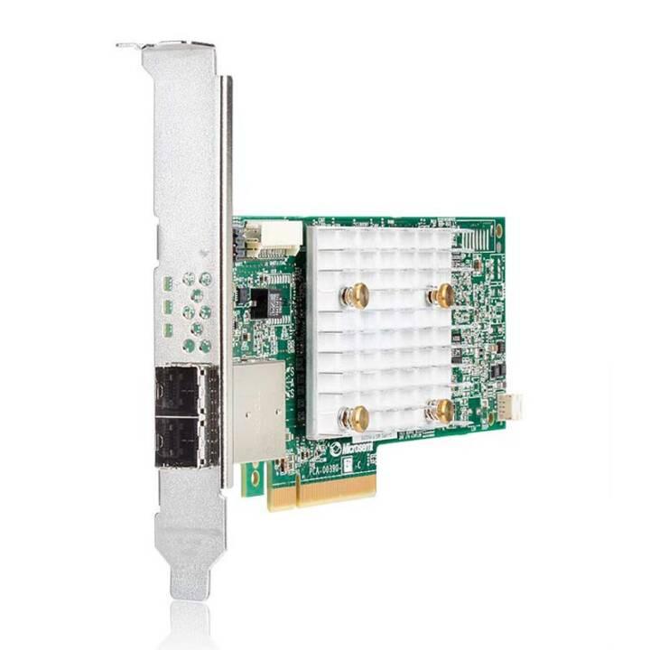HP Smart Array Raid Controller E208e-p SR Gen10 PCIe 3.0 x8