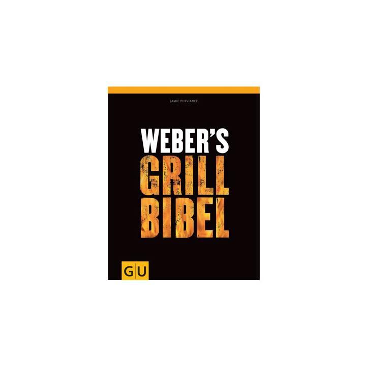 WEBER Cookbook Weber's Grill Bible