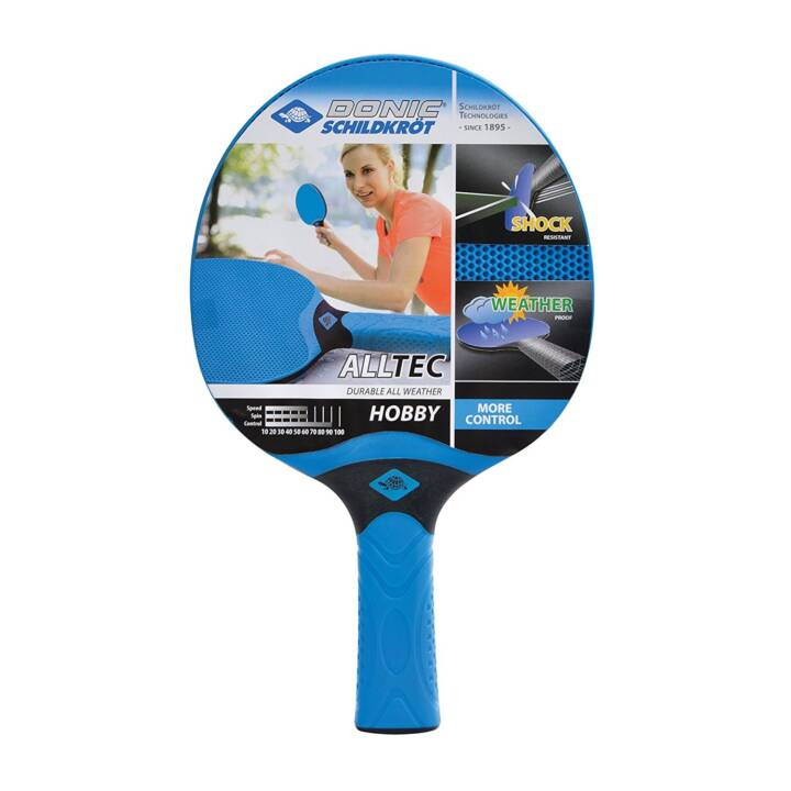 DONIC Turtle Turtle Table Tennis Bat Alltec Hobby