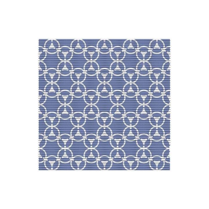 D-C-FIX Tapis de bain Amera (Bleu)