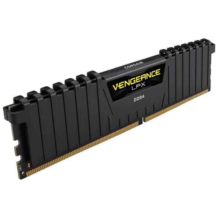 CORSAIR Vengeance LPX, DDR4, 4 x 8 GB, DIMM 288-PIN