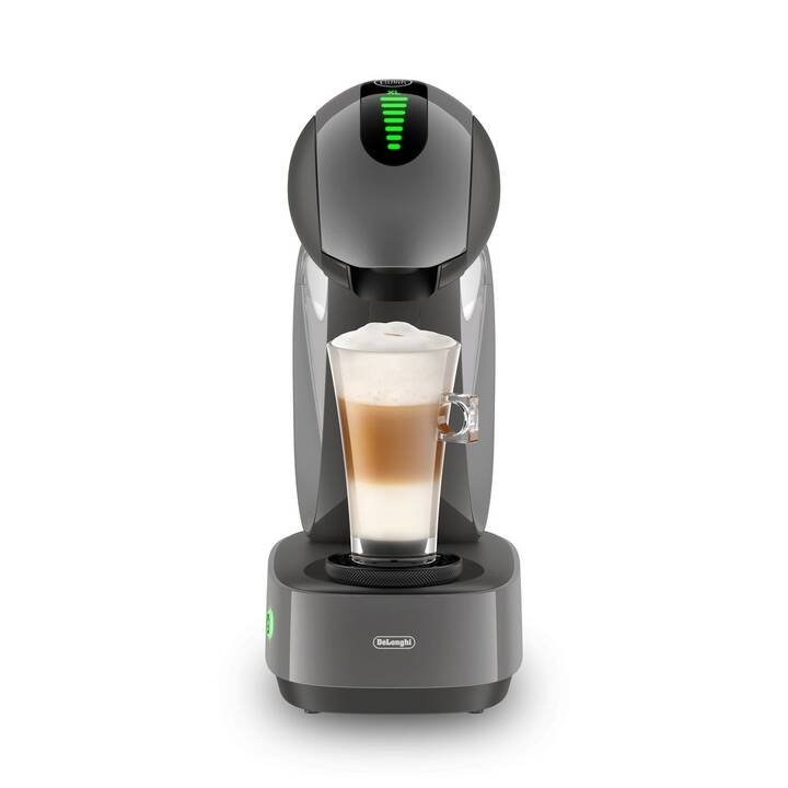 DELONGHI Infinissima Touch (Dolce Gusto, Grau)