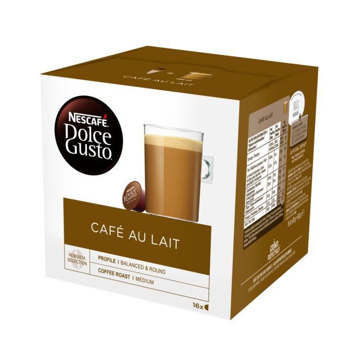 NESCAFÉ Capsules de Café Dolce Gusto Caffè latte (16 Pièce)