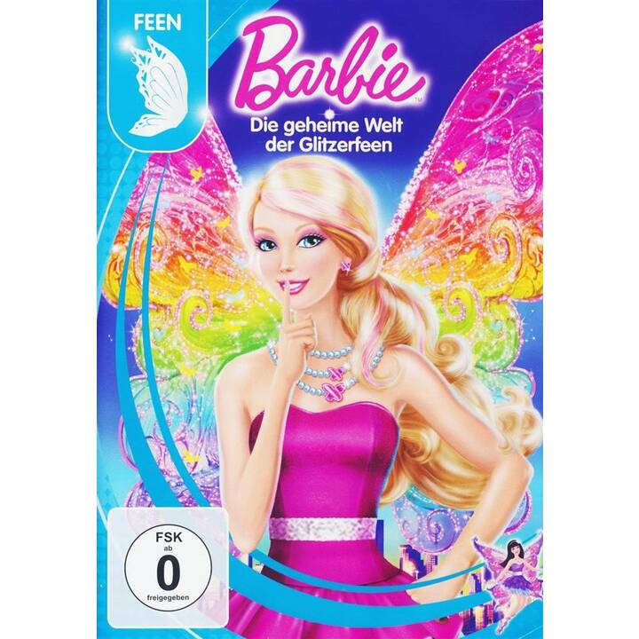 Barbie - Die geheime Welt der Glitzerfeen (EN, TR, NL, DE)