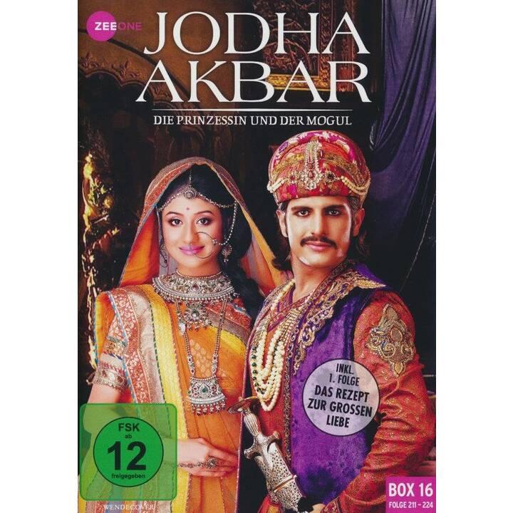 Jodha Akbar - Die Prinzessin und der Mogul - Box 16 (DE)