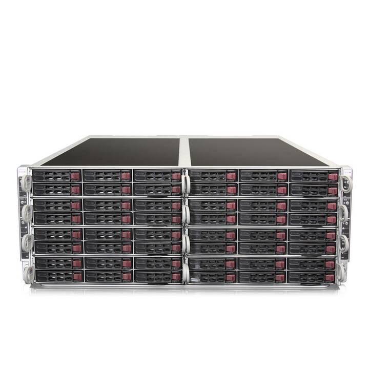 SUPERMICRO FatTwin F618R2-RTPTN+ (Xeon E3 v3, Intel Xeon E5 v4, 128 GB)