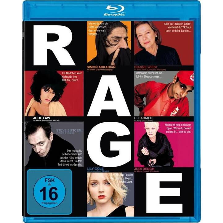 Rage (DE, EN)