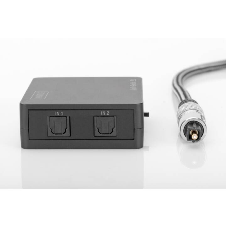 ASSMANN ELECTRONIC Switch audio DS-40135