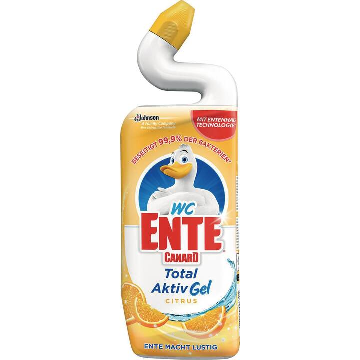 WC-ENTE Détergent pour WC (750 ml, 1 pièce)