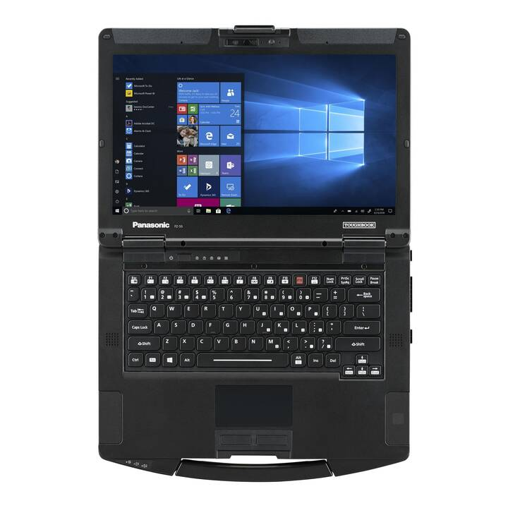 "PANASONIC Toughbook (14"", Intel Core i5, 8 GB RAM, 256 GB SSD)"