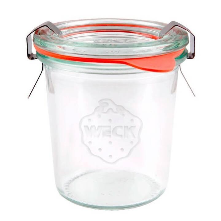 WECK Vaso per conserve (140 ml, Vetro)