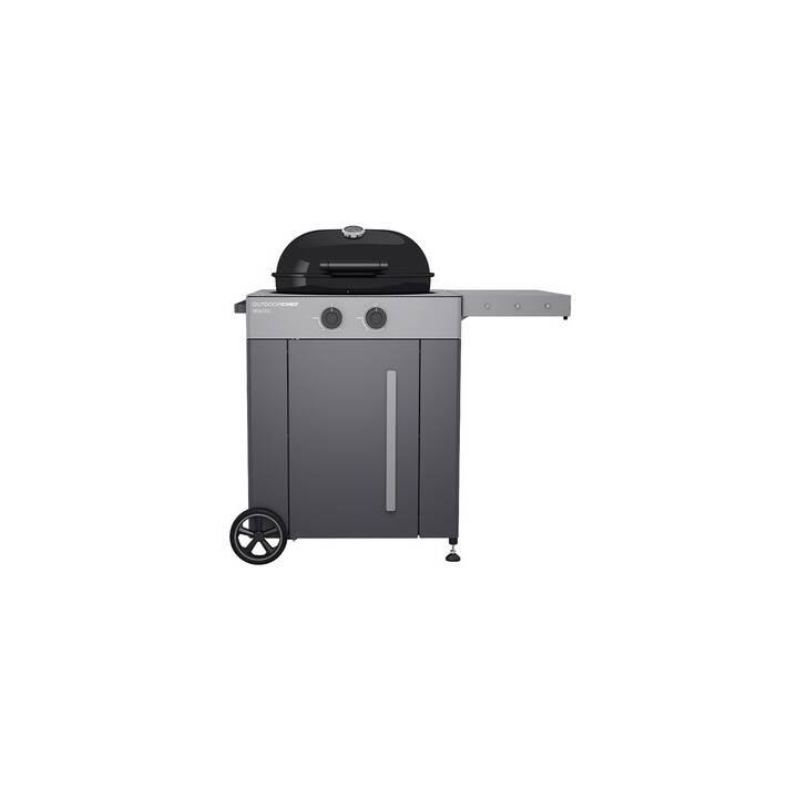 OUTDOORCHEF Gasgrill Arosa 570 G Grey Steel