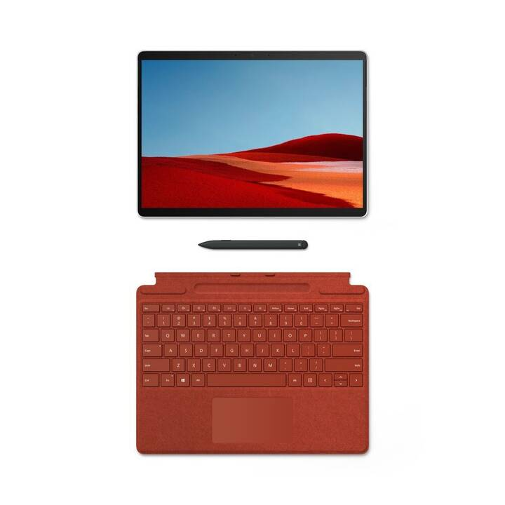 MICROSOFT Pro X Signature Keyboard Type Cover (Rouge)