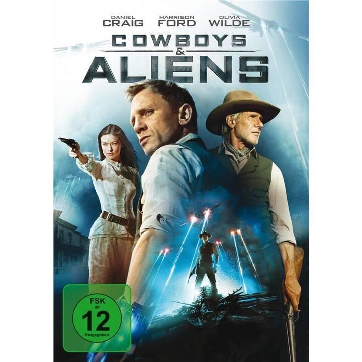 Cowboys & Aliens (EN, DE, TR)