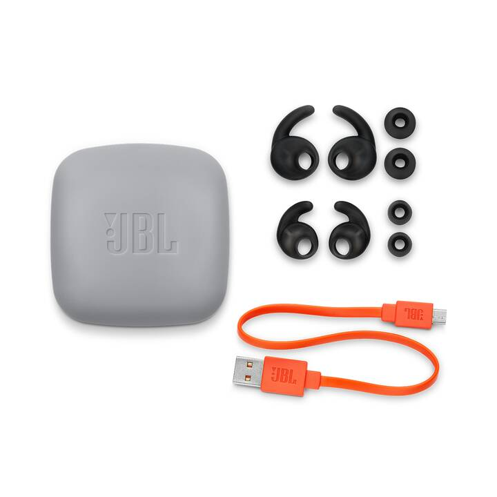 JBL REFLECT MINI 2 3.7 V (In-Ear, Bluetooth 4.2, Bluetooth, Noir)