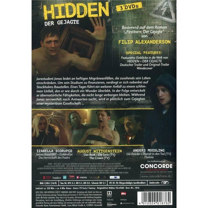 Hidden - Der Gejagte Stagione 1 (DE, SV)