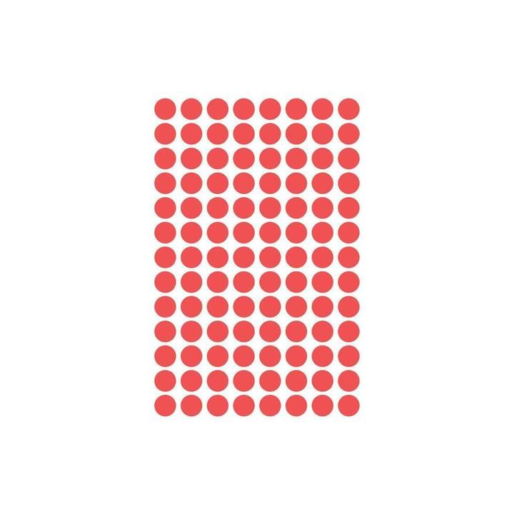 AVERY ZWECKFORM Etiketten (4 Blatt)
