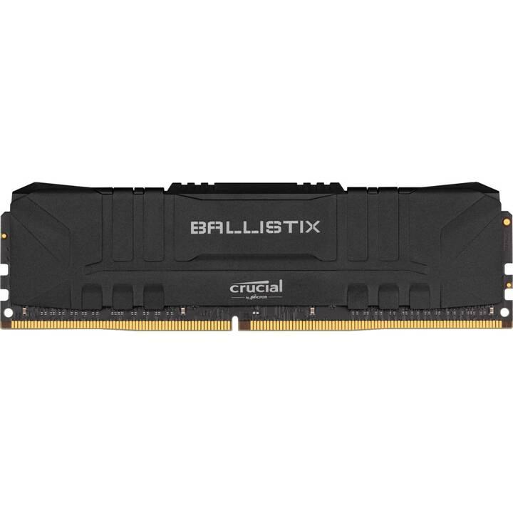 MICRON TECHNOLOGY BL16G32C16U4B (1 x 16 Go, DDR4-SDRAM, DIMM 288-Pin)