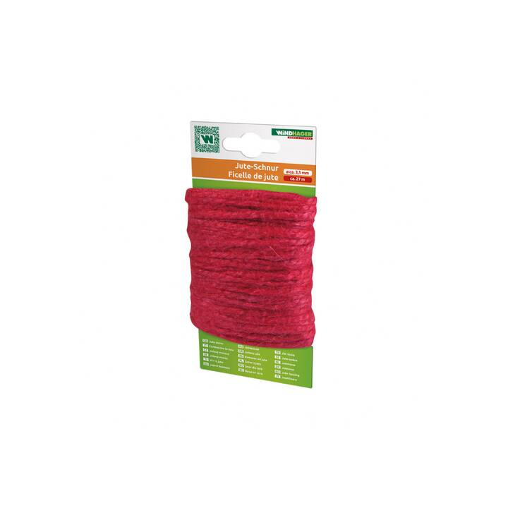 WINDHAGER Ficelle horticole